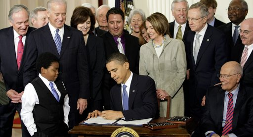 Obamacare: The long plodding road to 'reform'