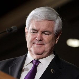 Newt Gingrich: So much for the South (AP Photo/David Goldman)