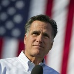 Mitt Romney: A long fight ahead (AP Photo/Evan Vucci)
