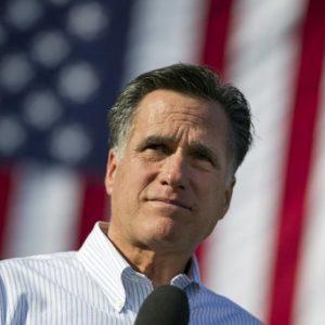 Mitt Romney: A long fight ahead (AP Photo/Evan Vucci)