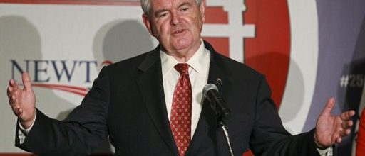 Newt Gingrich's delusional view of himself and America