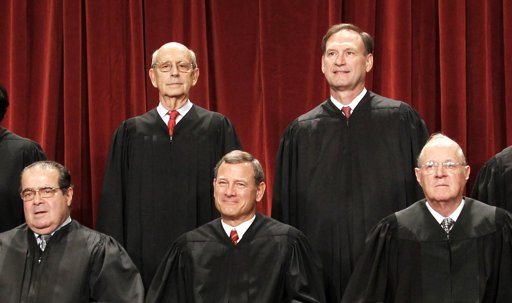 Four GOP justices control the fate of Obamacare