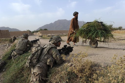 Record number of Americans oppose Afghan war
