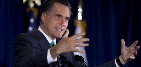 Increasingly confident Romney enters mop-up phase