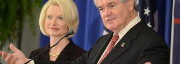 Romney confirms secret meeting with Gingrich