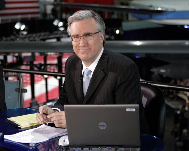 Current TV gives Keith Olbermann the boot
