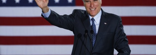 For Romney, the full focus is now on Obama and November