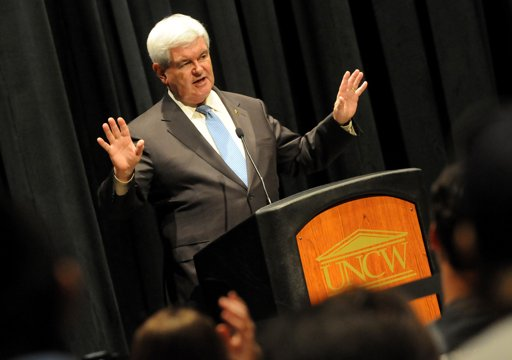 Gingrich's old think tank files for bankruptcy