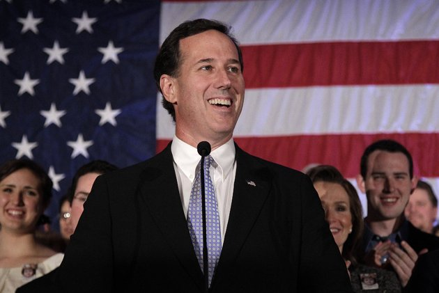 Santorum sure sounded like a moderate in 2006