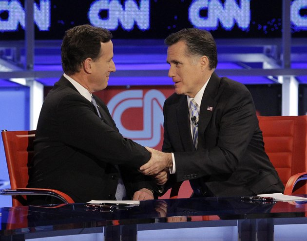 Time for Romney to mend fences