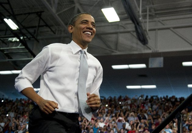 Obama ramps up campaign to take out Romney