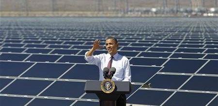 Obama's 'green energy programs' slow to take root