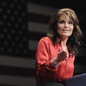 Sarah Palin: Next stop, The Twilight Zone (    REUTERS/Jonathan Ernst