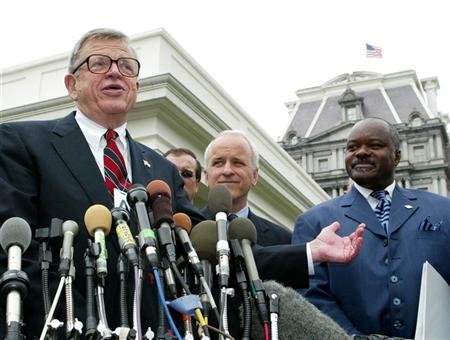 Charles Colson in Washington in (Reuters/Larry Downing)