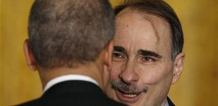 Axelrod predicts Republican 'reign of terror'