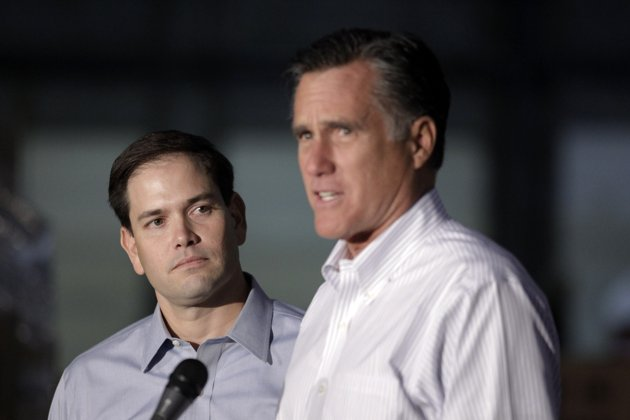 Romney looks for sweep in today's primaries
