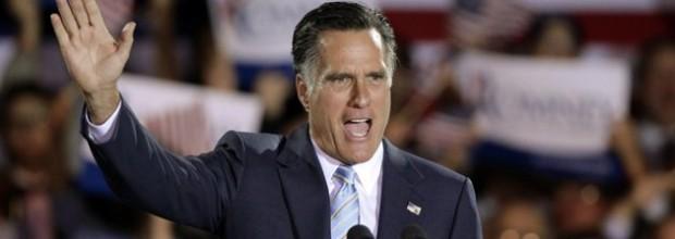 Romney sweeps primaries