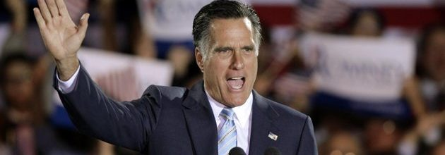 Romney sweeps primaries
