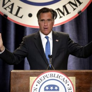 Mitt Romney:  Promises, promises (AP Photo/Jae C. Hong, File)