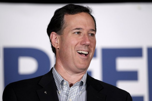 Rick Santorum: Endorsement for sale (AP Photo/Jae C. Hong, File)