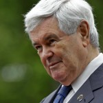Newt Gingrich: Bye, bye for now...or just for good? (AP Photo/Chuck Burton)