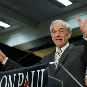 Ron Paul:  Ignore the math, stay in the race (AP Photo/Robert F. Bukaty, File)