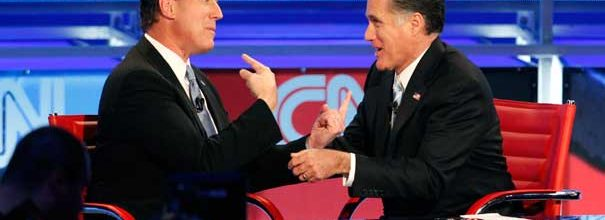 Santorum issues late-night email endorsment of Romney