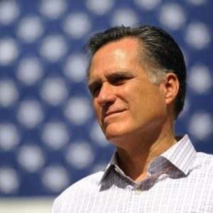 Mitt Romney: Now on cruise control (AFP Photo/Emmanuel Dunand)