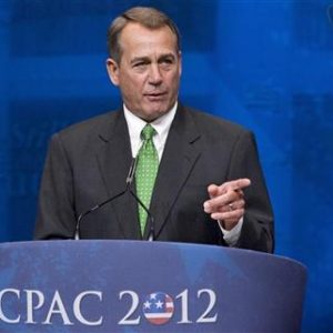 Speaker of the House John Boehner (Reuters/Jonathan Ernst)
