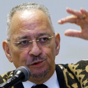 Rev. Jeremiah Wright: God damn America AP Photo/Rogelio V. Solis, File)