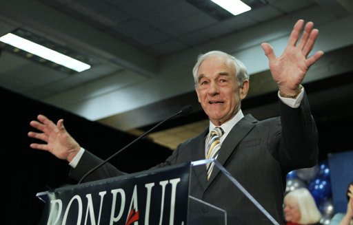 Ron Paul (AP Photo/Robert F. Bukaty, File)