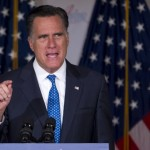 Mitt Romney: Looking for a veep (AP Photo/Evan Vucci)