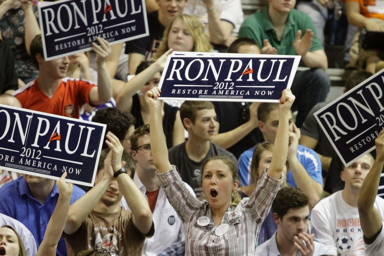 Ron Paul's faithful flock: A revolution or a revolting development?