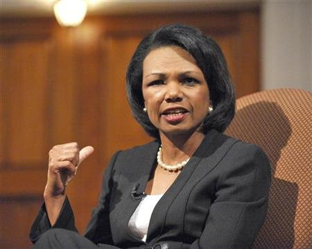 Condi Rice endorses Mitt Romney:  Is she a potential running mate?