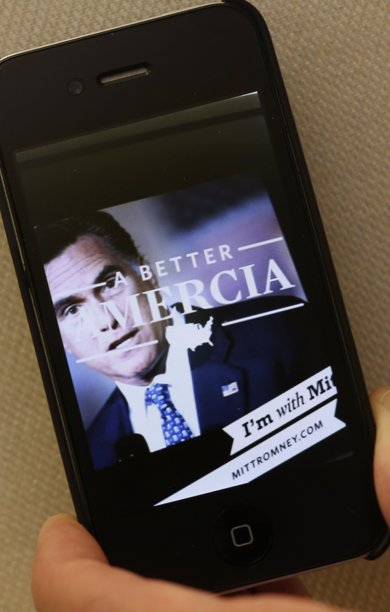 Uh, excuse us Mr. Romney, but how do you spell 'America?'