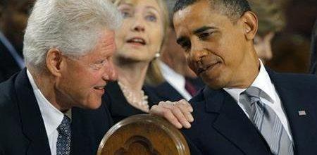 Bill Clinton praises Romney's record at Bain Capital