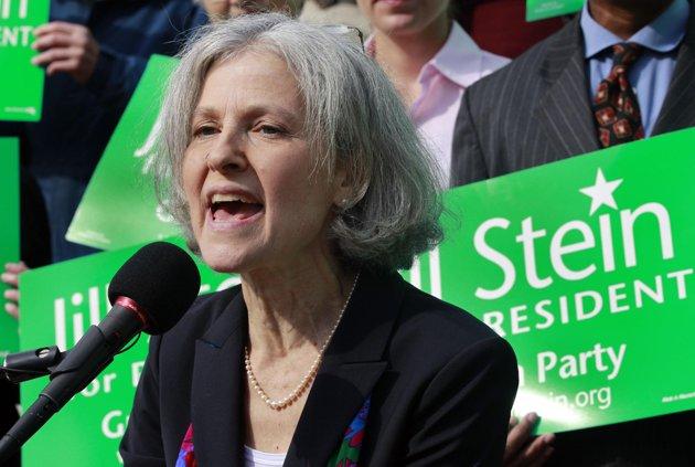 Third party politics: Will a niche in time help Stein?