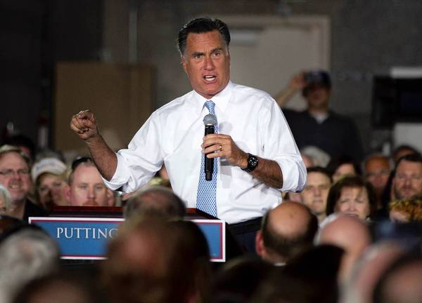 Oh, we almost forgot:  Romney wins five more primaries and now has 1,398 delegates