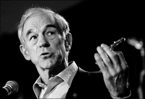 Ron Paul: Not campaigning but still winning delegates