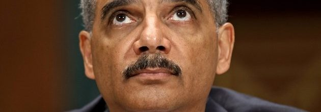 Defiant Eric Holder tells Congress to stuff its contempt citation