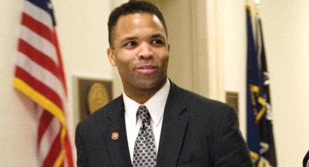 Congressman Jesse Jackson Jr. (AP)