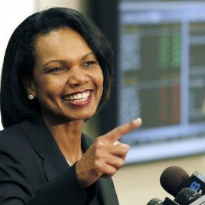 Condi Rice (Rogelio V. Solis/AP)