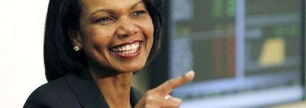 Condi Rice nails Obama on immigration, praises Romney at GOP fundraiser