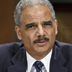Attorney General Eric Holder lying before Congress