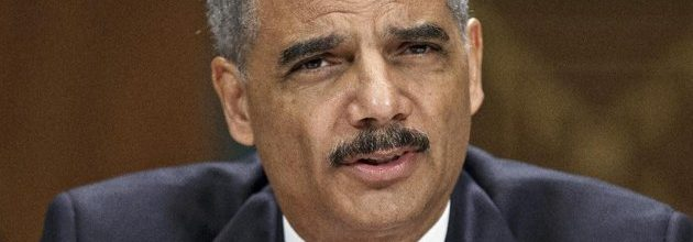 The Holder debacle: Just petty politics as usual in a town where lying is the name of the game