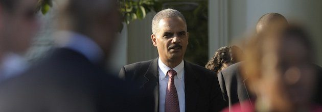 Eric Holder found in contempt of Congress after 108 Democrats walk out