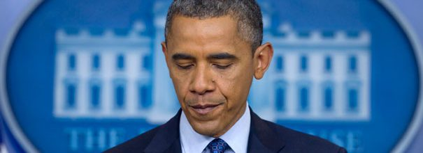 Democrats' lament: What do we do about Obama?