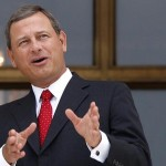 Justice John Roberts: A 'traitor' to the right wing? (Reuters/Jason Reed)