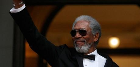 Morgan Freeman on Barack Obama: He's not black, he's half-white