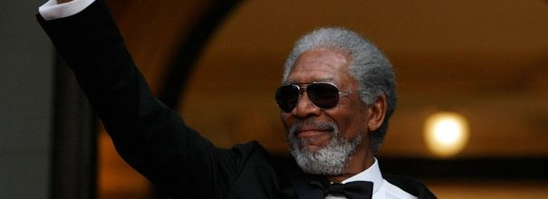 Morgan Freeman on Barack Obama: He's not black, he's half-white
